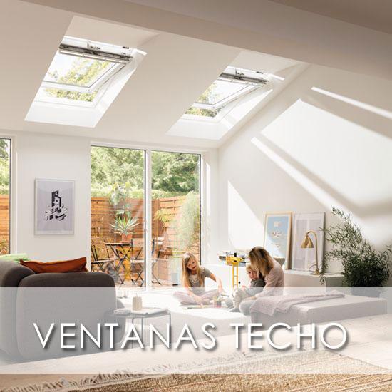 ventanas-tejado-2 Ventanas Aluminio, Ventanas PVC, Distribuidor Weru, Ventanas Alicante